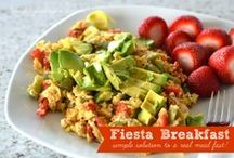 Gluten Free Breakfast / If you are following a Celiac diet then you must always use guaranteed GF oats, GF  Panko, & other GF products. Check the ingredients on all labels to be sure they are GF.  Feel free to check out my other GF boards.  / by Margaret Norman