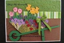 (AF) Cards~ Flower Pot