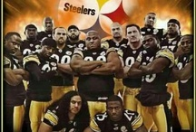 Steeler Nation baby! / by Diana Johnson