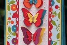 (AB) Cards ~ Butterflies # 2