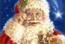 (AC) Cards ~ Santa