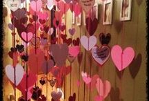 valentines / all things pink, purple, hearts and arrows