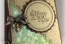 (AL) Cards ~ Misc. Layouts  / by Glenda Jae
