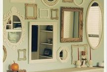 "MIRROR, MIRROR ON THE WALL..... / ""Mirrors should think longer before they reflect.""  ― Jean Cocteau"