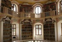 "LIBRARY / ""I have always imagined that Paradise will be a kind of library.""  ― Jorge Luis Borges"