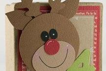 (AC) Cards ~ Rudolf / GB Men