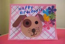 (A) Cards  by Lilly / Aren't Grandchildren Grand !!! / by Glenda Jae