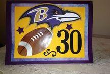(ABD) Cards ~ Football / Baltimore Ravens !!!