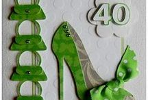 (AG) Cards ~ Shoes / Kick up your heels & have fun !