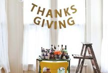 The Giving of Thanks / by Alex Green