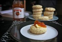 biscuits + scones