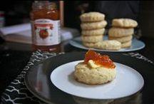 biscuits + scones