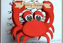 (AO) Cards ~ CRABS /  Maryland Crabs !!!