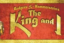Past Show - THE KING AND I March 20 - April 5 / by Dallas Summer Musicals
