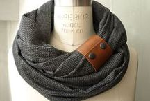 scarves, cowls, and other wrappy things / I love scarves and in the Pacific Northwest we wear them year round. Here are some of my favorites.