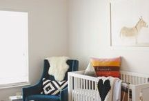 Nursery Ideas and Baby D / by Claire Dagg