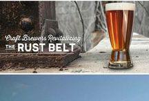 Beer Travel / Beer travel pins.