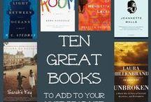 Books Worth Reading / by Miss Hallie