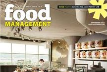 FM Magazines / Our monthly print covers / by Food Management