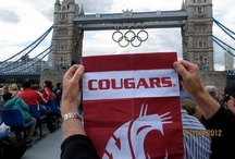 Wave the Flag / Show your WSU Cougar Pride on Pinterest and we'll repin it here. Make sure to tag @wsucougars or use #gocougs! / by Washington State Cougars
