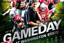Posters / Washington State University sport posters from the 2011-2012 athletic year. / by Washington State Cougars