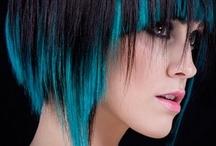hair-y pics / by Korri Hall