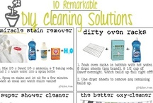 I Clean to Destress / Cleaning & organizational tips because that's how I destress. / by Sally Mercedes