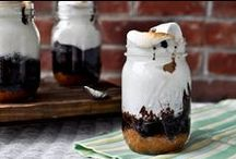Recipes: All S'mores Everything / It was only a matter of time before my s'mores recipes got a board of their own.  / by Sally Mercedes