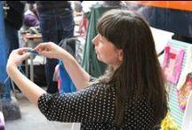 Bureau Vossen Workshops / Waar en wanneer ik les geef: http://www.bureauvossen.nl/?p=1003