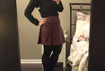 For Stitch Fix - Pics of myself / Pictures of me in the Stitch Fix pieces I've received.