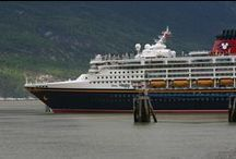 Disney Cruise to Alaska / by Rebecca Rider
