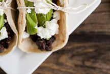 Tacos, burritos, and yum / by Aubrey Weimer-Hess