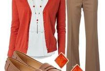 Work Wardrobe Possibilities