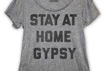 Style Tips / Simple - Plain - Boho - Gypsy - Mom Clothes (LoL)