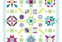 Summer Sampler 2017 : Summer Star Medallion Quilt Along / Today is the launch of this summer's quilt along, Summer Sampler 2017 : Summer Star Medallion! I hope you will join us again for a fun summer!  Purchase here: https://freshly-pieced-quilt-patterns.myshopify.com/…/2017-…  More details here: http://www.freshlemonsquilts.com/summer-sampler-2017-summe…/