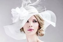 Ella Gajewska BRIDAL / I love creating custom bridal hats !! Here you can find some inspirations for your dream bridal hat. for all avialiable pop in here: http://www.etsy.com/shop/EllaGajewskaBridal