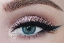 make up loves / A collection of make up ideas to inspire and help my brides find their look