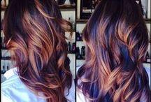 nice hair. / by Amanda N