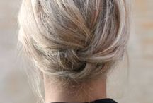 DIY hair / Quick DIY hair ideas - Inspired by other stylists
