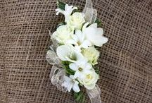 Four Seasons Corsages / Everything doesn't always have to be traditional, Four Seasons Flowers makes great modern corsages.