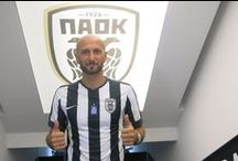 Transfers / The new players coming to PAOK FC