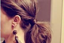 :: hair :: / by kathy