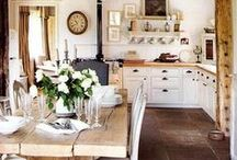 Home Sweet Kitchen Space / by Leah Sumner