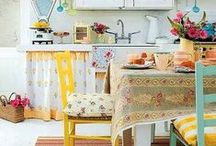 Dreamy Kitchens / Dreamy Kitchen and eating spaces