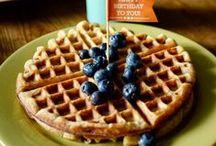 :: eat breakfast :: / by kathy