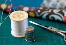 Crafts: Sewing / by Anjela Curtis