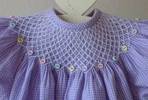 Smocking--bishops / by Serene Clement