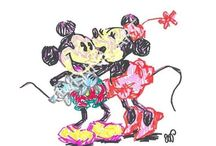 Disney couples / by Brenda Newhouse Preston