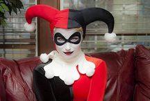Harley Quinnspiration ;) / by Hannah Mixon