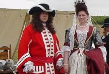 Costumes: Historical Re-creations / Historically accurate and authentic recreations